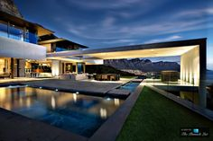 OVD 919 Luxury Villa - Ocean View Dr, Bantry Bay, Cape Town, South Africa
