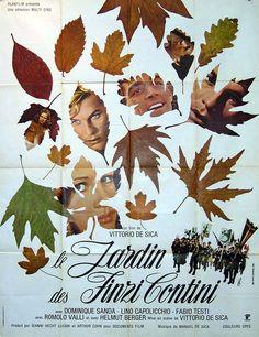 The Garden of Finzi-Continis, Vittorio De Sica, 1970
