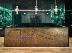 We provide high quality resin wall panels and decorative surface materials to the top hospitality providers and interior designers in the world