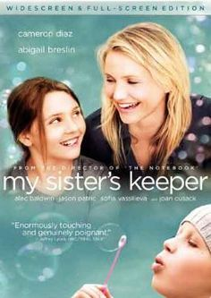 My sister´s keeper <3
