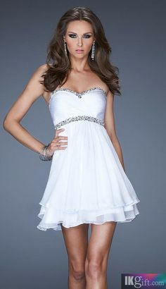 winter ball dress