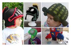 5 For 15 - PDF Crochet Patterns. $15.00, via Etsy.