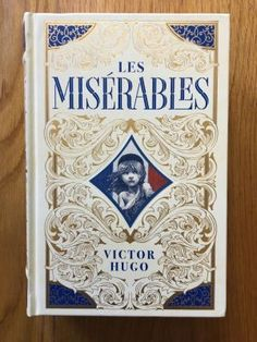 Les Miserables - Hugo, Victor<<<Since the last chapter was les mis was published today one hundred and fifty five years ago, and the fact that it's being commemorated, I really should get to reading this book. Like seriously.