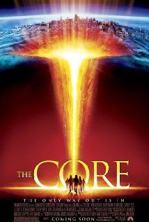 The Core - The only way to save Earth from catastrophe is to drill down to the core and set it spinning again.