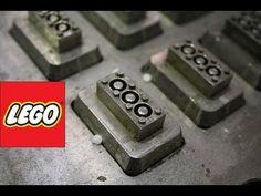 Making LEGOLAND models: injection moulding, prototypes and testing.