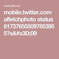 mobile.twitter.com afletchphoto status 817376555097853955?s=09