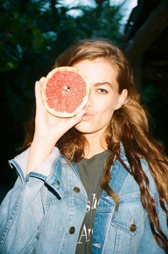 WILDFOX Cure for the Monday Blues: Tutti Frutti! Sunshine makes fruit sweeter - and us too!