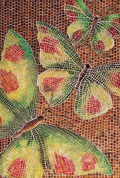 Mosaic. Beautiful Wall Decor.