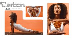 Yoga Practitioner Shoshan Modeling our Om Afro pick! Afrofuturistic Styling Combs and Afro picks hand made from exotic hardwoods for Natural Hair, Curly Hair and Kinky Hair Black Yogis! www.carbon-ar.com Namaste!