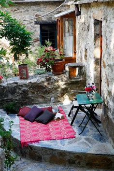 Mountain retreat in Crete, Greece                                                                                                                                                                                 More