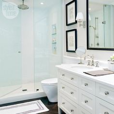 Marcus Design: Before & After | Luxurious Master Bath