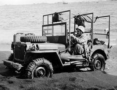 Jeep Guerreiro - Utilitários Willys e a mecanização militar brasileira: 1945