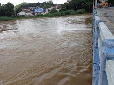 Rio Paraíba do Sul e enchente. Veja outras fotos de Barra do Piraí - RJ, em www.barradopirai-rj.blogspot.com.br