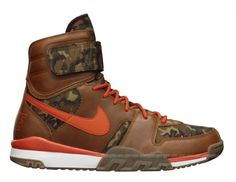 Nike Air Shark Trainer Camo