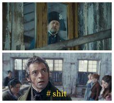 sassy-starkid:    The Real Les Mis Captions  HAHAHAHA!!!!! #badword