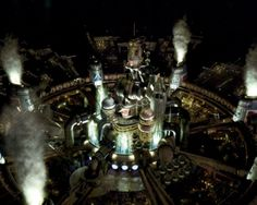 Midgar, Final Fantasy VII