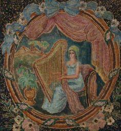 Dora Carrington - Scene from the Strachey Gramophone Dora Carrington, Bloomsbury Group, Garden Painting, National Portrait Gallery, Art Uk, Outdoor Photography, Your Paintings, Op Art, Fantasy Creatures