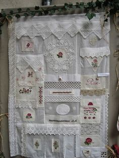 Deckchen upcycling 2019 Deckchen upcycling Deckchen upcycling The post Deckchen upcycling appeared first on Gardinen ideen. The post Deckchen upcycling 2019 appeared first on Lace Diy. Fabric Art, Fabric Crafts, Sewing Crafts, Sewing Projects, Doilies Crafts, Lace Doilies, Crochet Doilies, Shabby Chic Crafts, Vintage Crafts