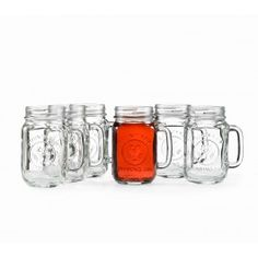 Want California casual chic style in your life? HauteLook has you covered. Mason Jar Glasses, Mason Jars, Cute Kitchen, Drinking Glass, Kitchen Accessories, Drinkware, Folk, Entertaining, Mugs