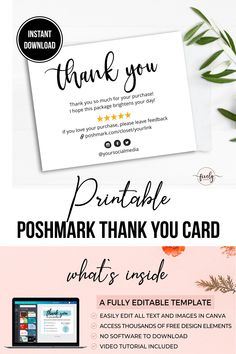 Thank You Customers, Thank You For Order, Thank You Notes, Card Templates Printable, Thank You Card Template, Perfect Image, Perfect Photo, Love Photos, Cool Pictures