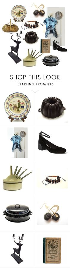 Weekend at the Cottage by patack on Polyvore featuring interior, interiors, interior design, home, home decor, interior decorating, Quiksilver, Gap, Shamballa Jewels and kitchen
