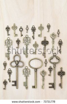 Old Keys.... I want to start collecting them