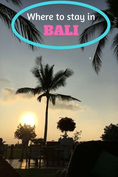 Finding it hard to choose which area of Bali is right for you? We go through each area and its pros and cons on Bali accommodation options. Beach Fun, Beach Trip, Bali With Kids, Bali Accommodation, Asia City, Korea, Koh Tao, Bali Travel, Ultimate Travel