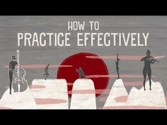 How To Practice Effectively, According To Science : Deceptive Cadence : NPR