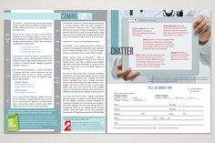 Granger Community Church 2012 Bulletins on Behance