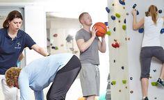 Interdisziplinär: Orthopädie-Physiotherapie-Psychologie