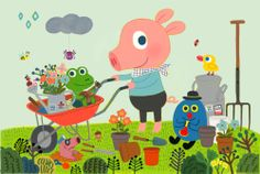 goolygooly illustration www.goolygooly.com