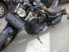 #HarleyDavidson #Sportster #Motorcycle #883 #Iron #Bagger #Biker #Bikers #Passion #LiveFreeMotorStylish #MadeInItaly #Freedom #Riders #sportsterbags #harleydavidsonbags #fortyeight #triumph #bonneville #thruxton