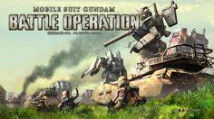MOBILE SUIT GUNDAM BATTLE OPERATION MEN OF WAR FOR PS3 - INGAME SCREENSHOTS