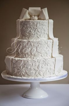White Lace Wedding Cake Images HD Wallpaper and Desktop Background
