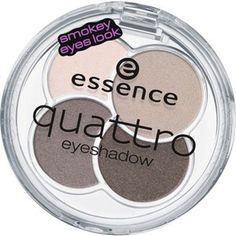quattro eyeshadow 07 over the taupe - essence cosmetics