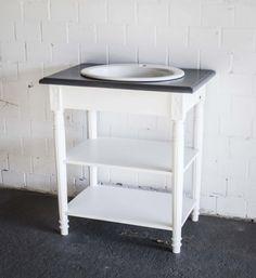 Waschtisch Im Landhausstil, Doppelwaschtisch, Farbe Woodwash, Breite 120 Cm    Möbel | BAD | Pinterest