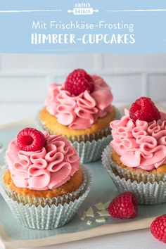 Best Buttercream Frosting For Cupcakes Buttercream Frosting For Cupcakes, Frosting Recipes, Cake Recipes, Dessert Recipes, Desserts, Caramel Mud Cake, Raspberry Cupcakes, Chocolate Cream Cheese, Food Cakes