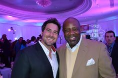 Evan Golden and Jason Jackson  TV Host & Court Side Reporter #battioke