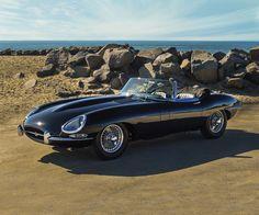 1965 Jaguar XKE Series