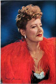 Photoplay July 1942   Irene Dunne