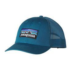 f1404bd1dfa PATAGONIA P-6 LOGO LOPRO TRUCKER HAT Hat Hairstyles