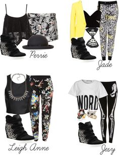 """Little Mix inspired outfits with requested shoes"" by littlemix-style ❤ liked on Polyvore"