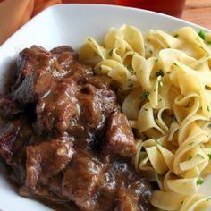 Belgian Beef and Beer Stew (Carbonnades Flamandes)