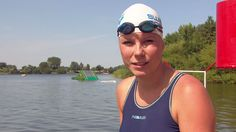 Unsere Reporterin macht sich fit für den Triathlon
