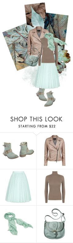 """""""Mint & Leaves"""" by sagramora ❤ liked on Polyvore featuring Donna Più, Ÿù, SET, Ted Baker, Faliero Sarti and Mossimo Supply Co."""