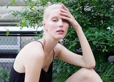 Meet The Model: Veroniek @ IMG | Fashion Magazine | News. Fashion. Beauty. Music. | oystermag.com