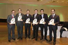 Grupo Bradesco Seguros recebe seis troféus no XIV Prêmio Mercado de Seguros   Segs.com.br-Portal Nacional Clipp Noticias para Seguros Saude