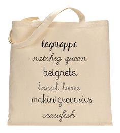 Lagniappe Tote Bag