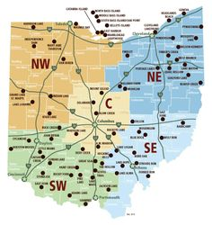 The Great American Outdoors, awaits you in the State Parks of Ohio! Camping In Illinois, Camping In Ohio, Camping Places, Places To Travel, California Camping, Southern California, Best Places To Camp, Oh The Places You'll Go, Ohio State Parks
