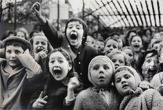 Children at a Puppet Theatre, Paris by Alfred Eisenstaedt on artnet Auctions